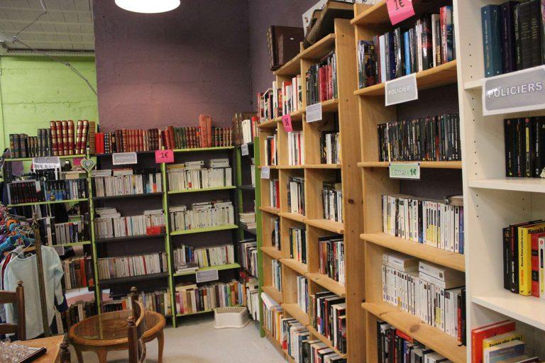 bibliothèque livre 2