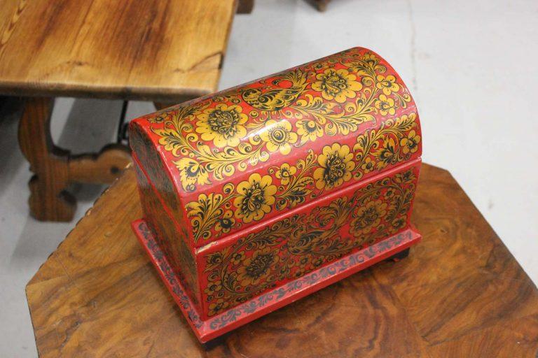 boite decorée
